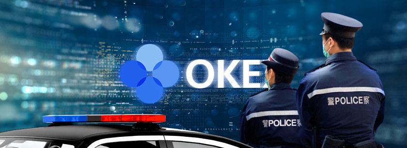 OKEx cryptocurrency exchange handed over its secret keys to Hong Kong police