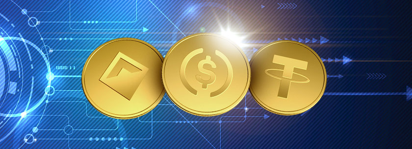 Stablecoins are the most promising direction of cryptocurrency development