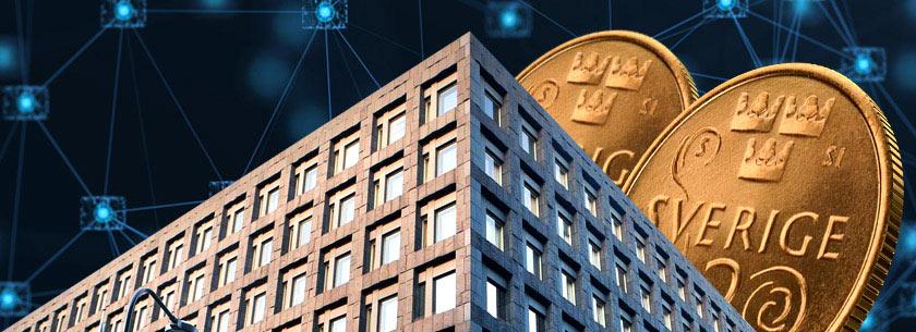 Центральный банк Швеции собирается выпускать цифровую крону на базе DLT, но пока что - в тестовом режиме