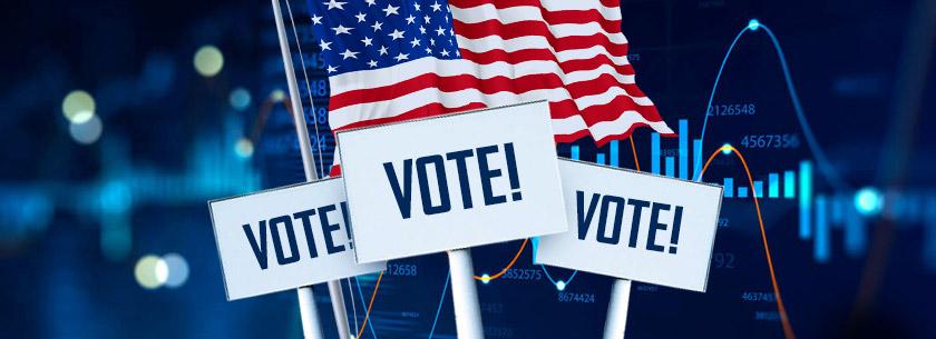 Президентские выборы 2020 года в США серьёзно стимулируют рынки криптографического прогнозирования