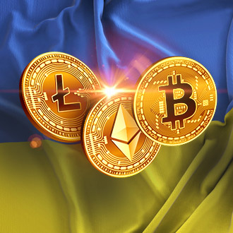 Украина занимает первое место в мире по индексу использования криптовалют